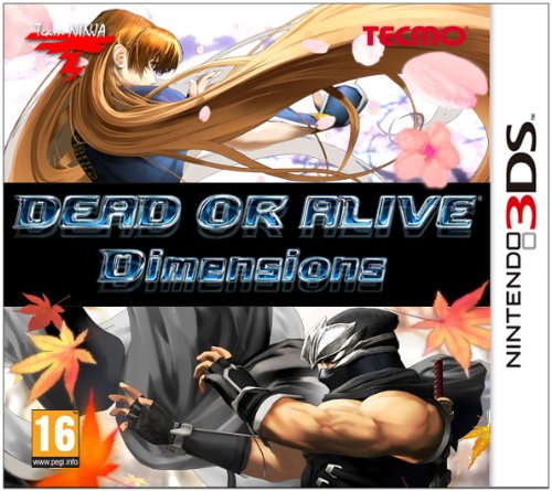Dead or Alive Dimensions (Nintendo 3DS) from Koei