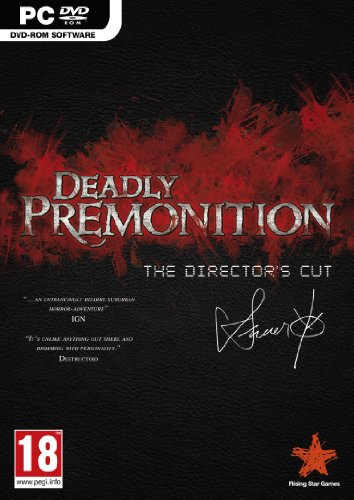 Deadly Premonition: The Director's Cut (PC DVD) from Mastertronic