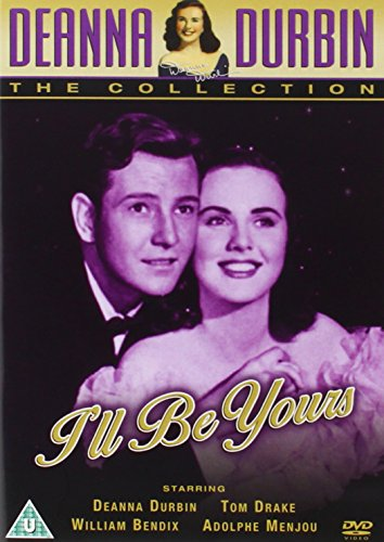 Deanna Durbin - I'll Be Yours [DVD] from Simply Media