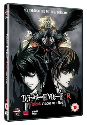 Death Note - Relight Vol.1 [DVD] from Manga Entertainment
