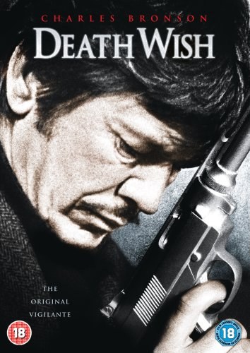 Death Wish [DVD] [1974] from Paramount Home Entertainment