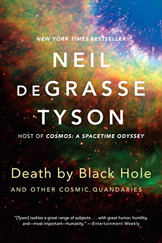 Death by Black Hole - and Other Cosmic Quandaries from W. W. Norton & Company