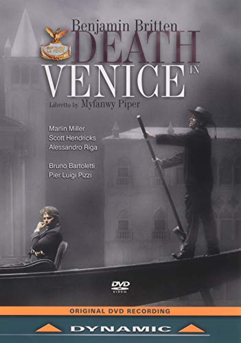 Death in Venice [DVD] [2010] [2000] from Dynamic