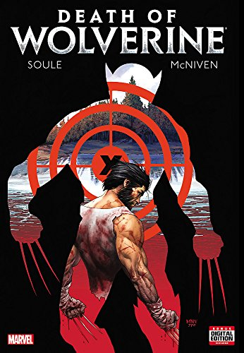 Death of Wolverine from Marvel Comics