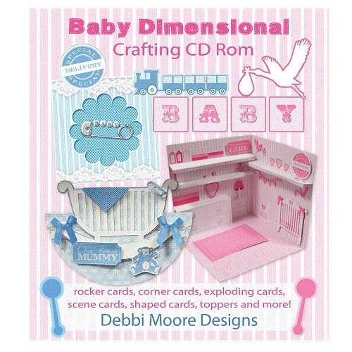Debbi Moore Baby Dimensional CD Rom 321612 from Jackdaw Express