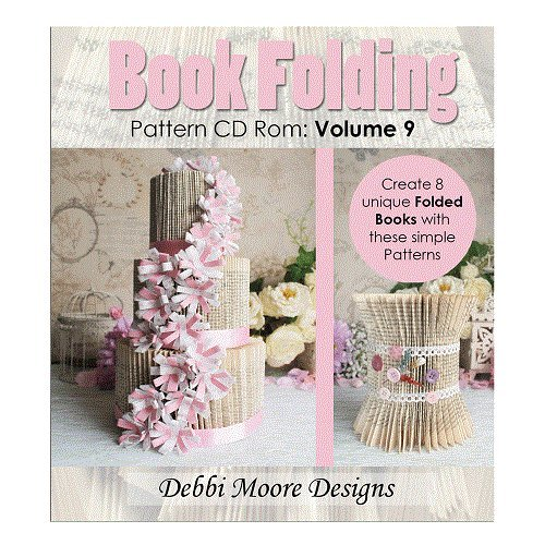 Debbi Moore Designs Book Folding Pattern Volume 9 CD Rom (325559) from Debbi Moore