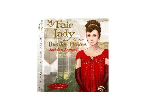 Debbi Moore Designs My Fair Lady Theatre Boxes CD Rom (292223) from Jackdaw Express