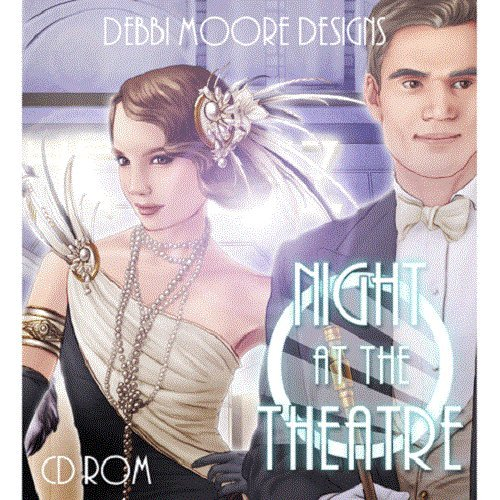 Debbi Moore Night At The Theatre CD Rom 321551 from Jackdaw Express