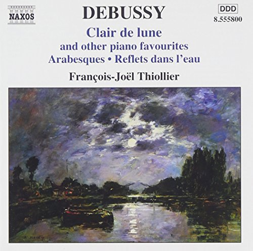 Debussy - Clair de lune from NAXOS