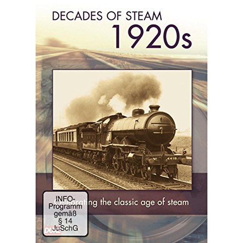 Decade Of Steam - 1920's [DVD] from Duke Video