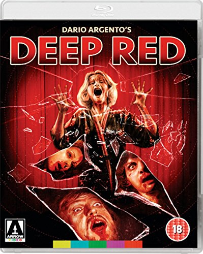 Deep Red Blu-Ray from Arrow Video