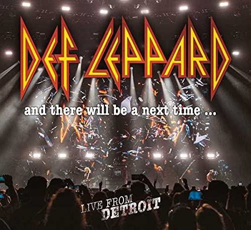 Def Leppard [DVD] from Eagle Rock
