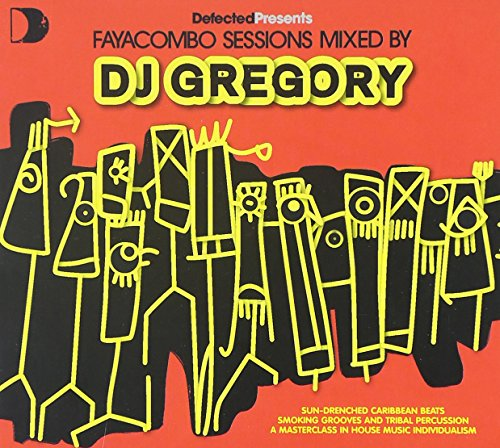 Defected Presents DJ Gregory In The House