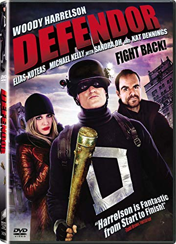 Defendor [DVD] [2010] from Sony Pictures Home Entertainment