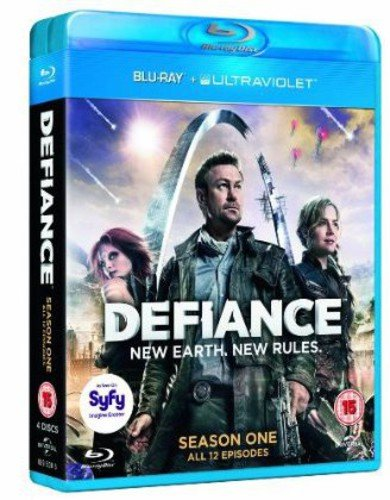 Defiance - Season 1 [Blu-ray + UV Copy] [2013] [Region Free] from Universal/Playback