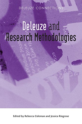 Deleuze and Research Methodologies (Deleuze Connections) from Edinburgh University Press