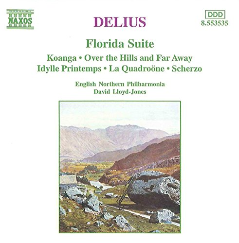 Delius: Orchestral Works from NAXOS