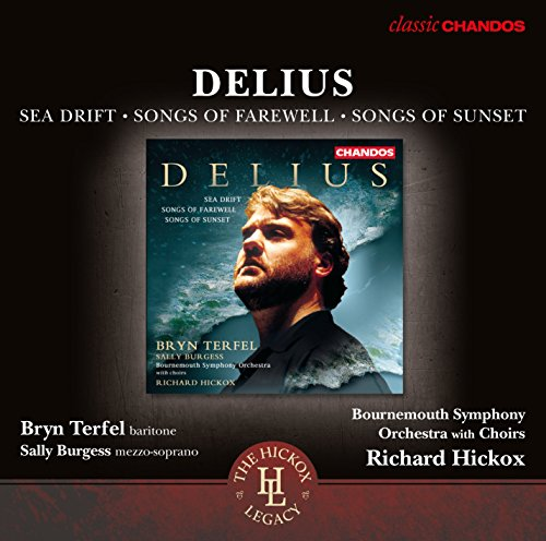 Delius:Sea Drift [Bryn Terfel; Sally Burgess;  Bournemouth Symphony Orchestra and Chorus, Richard Hickox] [CHANDOS: CHAN 10868 X] from Chandos