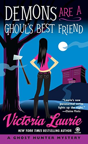 Demons Are a Ghoul's Best Friend: A Ghost Hunter Mystery: 2 from Berkley Books