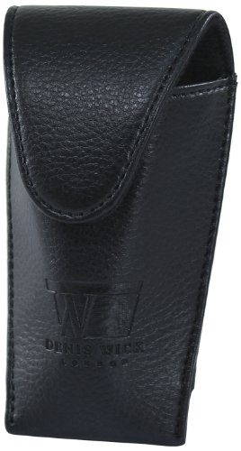Denis Wick DWA216L Tuba Leather Mouthpiece Pouch from Denis Wick