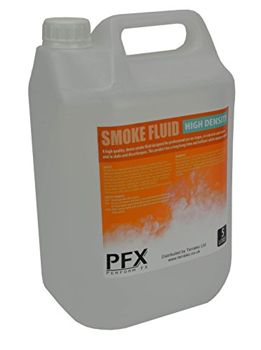Dense Smoke Fluid 5 Litre Professional by PFX from PFX