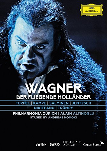Der Fliegende Holländer: Philharmonia Zurich (Altinoglu) [DVD] [2015] from Decca