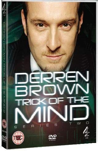 Derren Brown - Trick of the Mind Series 2 [DVD] [2004] from Channel 4 DVD