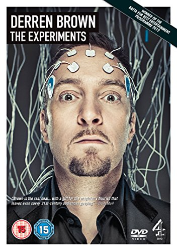 Derren Brown: The Experiments [DVD] from Channel 4 DVD