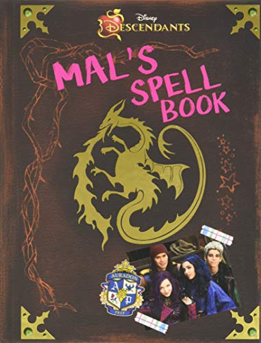 Descendants: Mal's Spell Book from Disney Press
