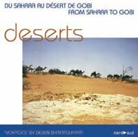 Deserts from Sahara to..