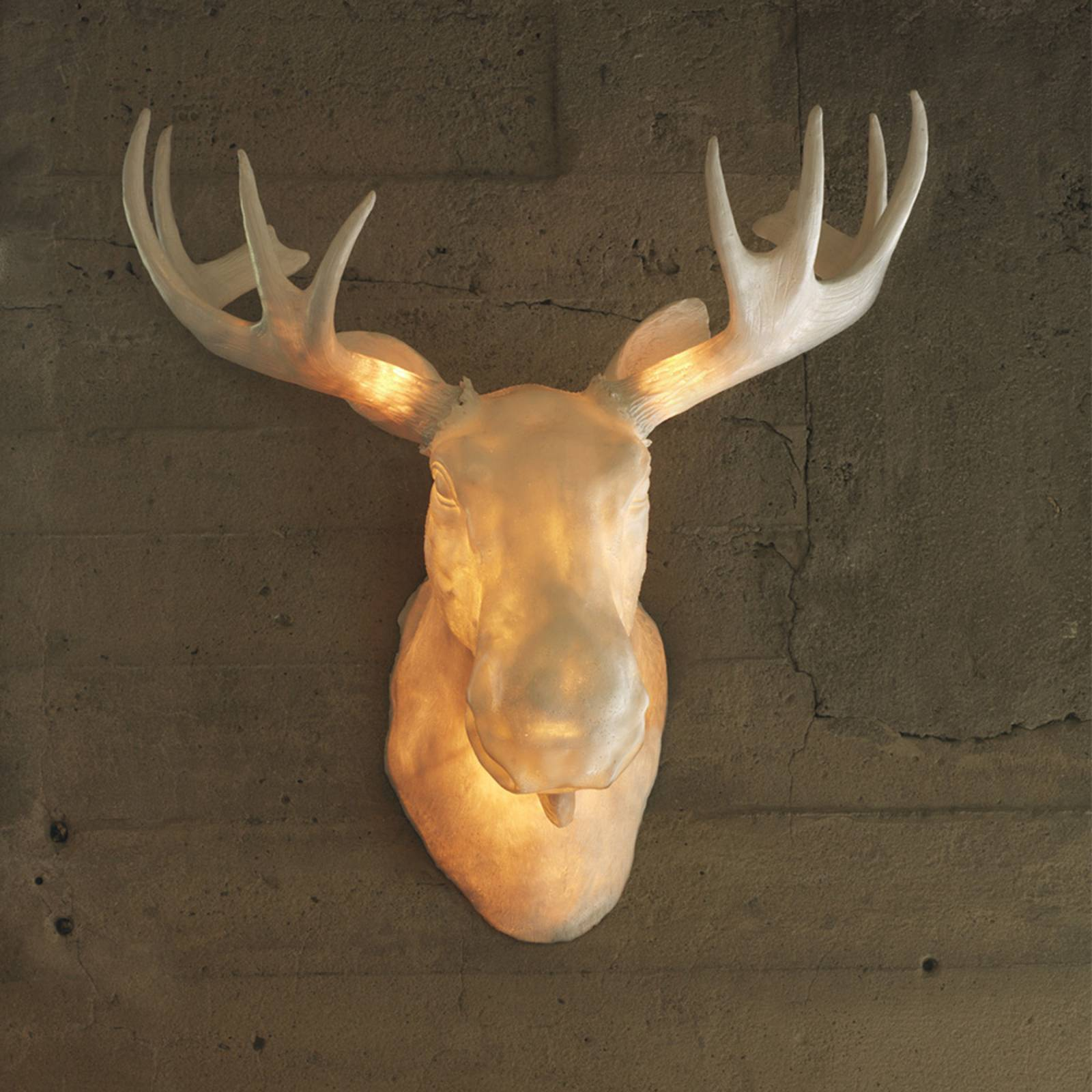 Designer wall light Moo - suitable for outdoors from Northern