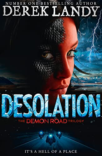 Desolation: Book 2 (The Demon Road Trilogy) from HarperCollins Publishers