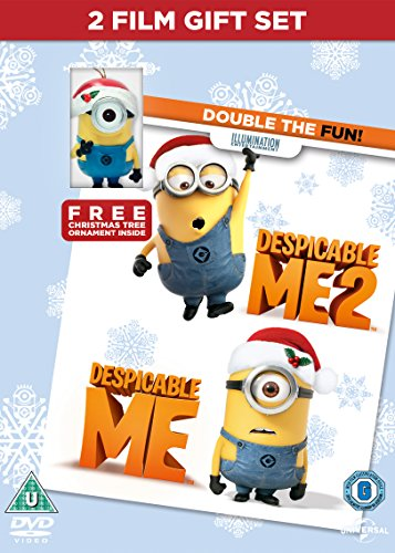 Despicable Me/Despicable Me 2 [DVD] from Universal Pictures