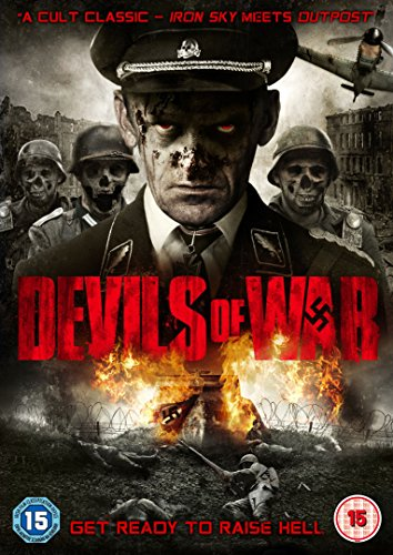 Devils of War [Blu-ray] from Signature Entertainment