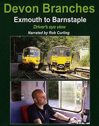 Devon Branches: Exmouth to Barnstaple - Driver's Eye View from Video 125
