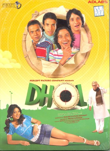 Dhol [DVD] from Asian Gold