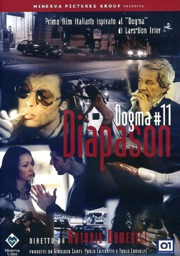 Diapason from CD