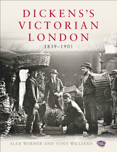 Dickens's Victorian London, 1839 - 1901 from Ebury Press