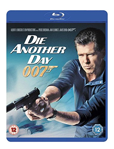 Die Another Day [Blu-ray] [2002] from MGM