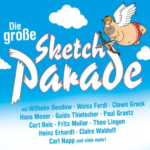 Die Grobe Sketch Parade from Zyx Music (ZYX)
