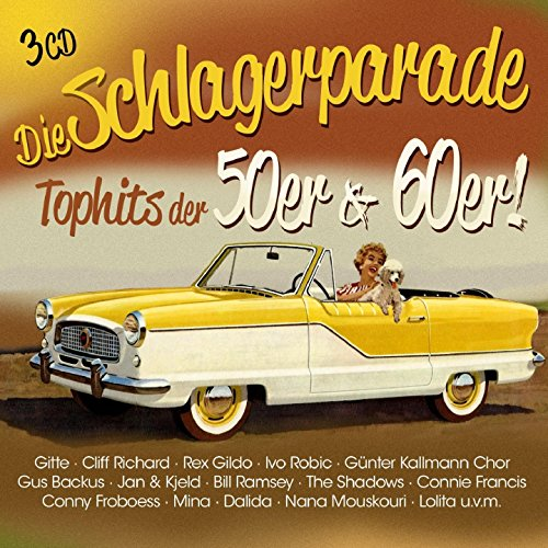 Die Schlagerparade - Top Hits from Zyx Music (ZYX)