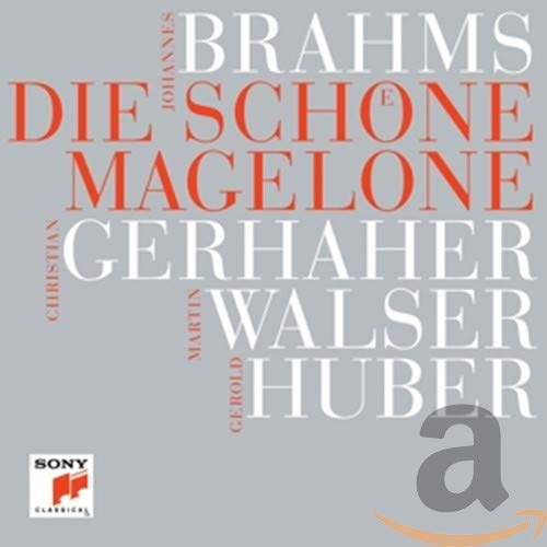 Die Schone Magelone from Sony Classical