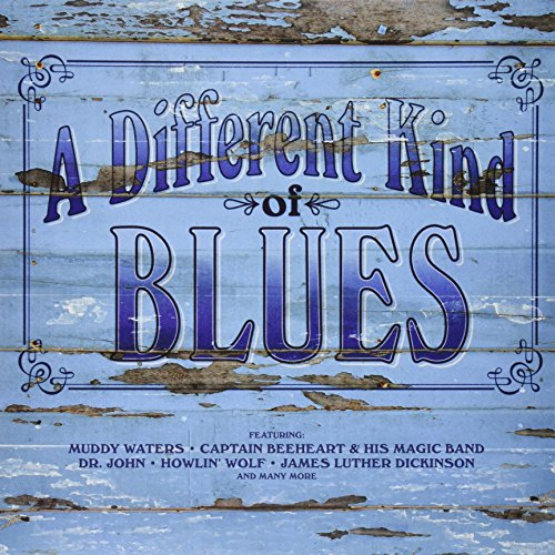 Different Kind Of Blues [VINYL]