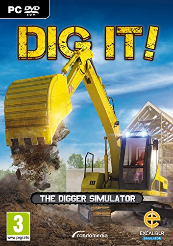 Dig It! (PC DVD) from Excalibur Games