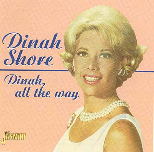 Dinah, All the Way from Jasmine Records