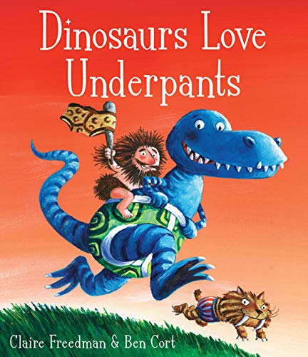 Dinosaurs Love Underpants from Simon & Schuster Children's UK