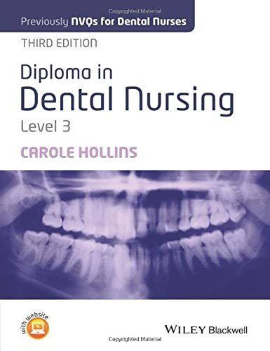 Diploma in Dental Nursing, Level 3, from Wiley-Blackwell