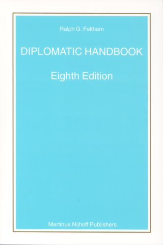 Diplomatic Handbook from Brill
