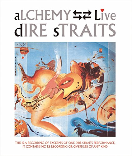 Dire Straits: Alchemy Live [Blu-ray] [2010] [Region Free] from DVD