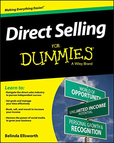 Direct Selling FD (For Dummies) from For Dummies